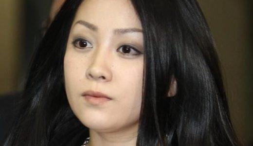 小向美奈子は現在の職業はストリッパーとキャバ嬢!薬物逮捕から出所後が悲惨すぎる!
