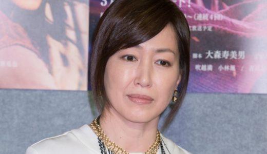 高島礼子は2020年現在、元旦那・高知東生との復縁を熱望している!女優としての活動は順調?真相まとめ