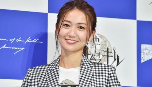 大島優子は2020年現在女優として活動しているが劣化したというのは本当?さらに破局している!