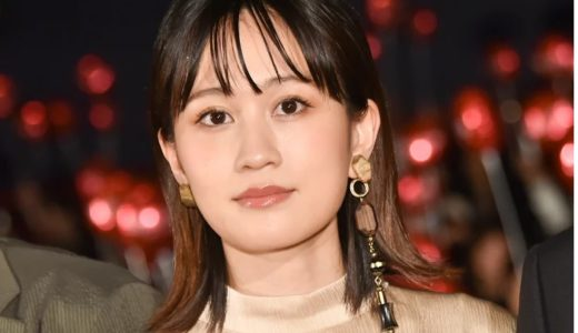 前田敦子は整形確実でいじった理由はドラマでバッシングされたことだった?顔の変化や真相まとめ