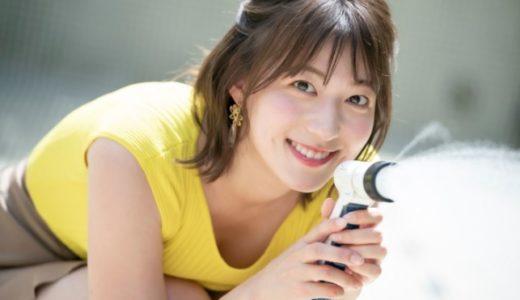 阿部華也子の胸は推定Gカップでめざましテレビでの衣装がヤバすぎる!スリーサイズや写真まとめ