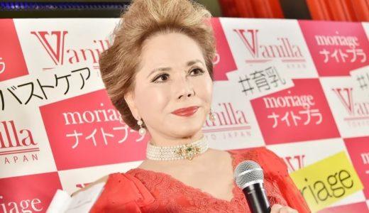 デヴィ夫人の若い頃は東洋の真珠と呼ばれるほど美人で高級クラブのナンバーワンだった!昔の職業などをまとめてみた