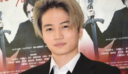 菊池風磨は慶応義塾大学出身の高学歴ジャニーズで高校時代も秀才!学業とアイドルを両立できた理由は何?